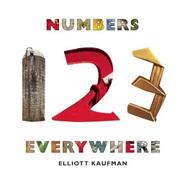 NUMBERS EVERYWHERE by Elliott Kaufman