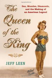 Cover art for THE QUEEN OF THE RING
