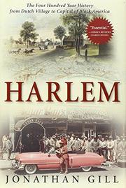 HARLEM by Jonathan Gill