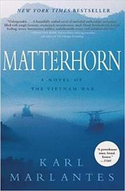 Cover art for MATTERHORN