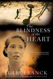 Cover art for THE BLINDNESS OF THE HEART