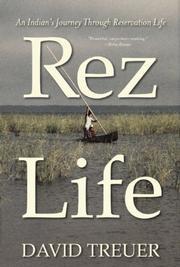 REZ LIFE by David Treuer