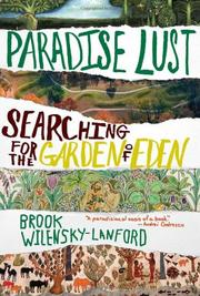 PARADISE LUST by Brook Wilensky-Lanford
