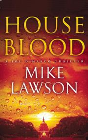 Cover art for HOUSE BLOOD