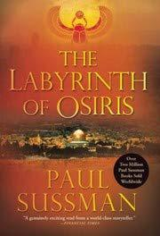 THE LABYRINTH OF OSIRIS by Paul Sussman