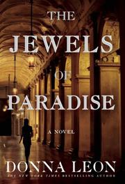 Cover art for THE JEWELS OF PARADISE