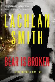 Book Cover for BEAR IS BROKEN