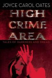 HIGH CRIME AREA by Joyce Carol Oates