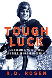 TOUGH LUCK by R.D. Rosen