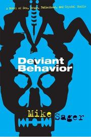 Cover art for DEVIANT BEHAVIOR