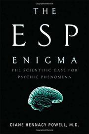 THE ESP ENIGMA by Diane Hennacy Powell