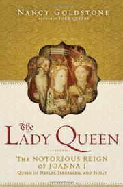 Cover art for THE LADY QUEEN