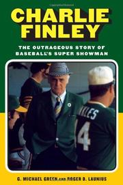 CHARLIE FINLEY by G. Michael Green