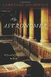 Book Cover for THE ASTRONOMER
