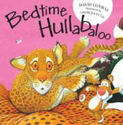 Cover art for BEDTIME HULLABALOO