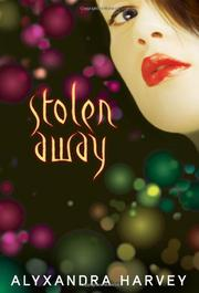Book Cover for STOLEN AWAY