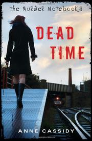 Book Cover for DEAD TIME
