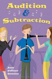 Book Cover for AUDITION & SUBTRACTION