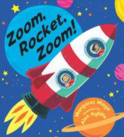 Book Cover for ZOOM, ROCKET, ZOOM!