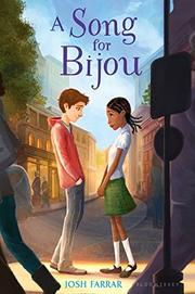 Book Cover for A SONG FOR BIJOU