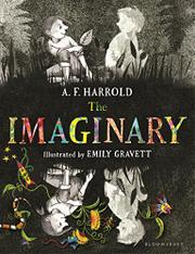 THE IMAGINARY by A.F. Harrold