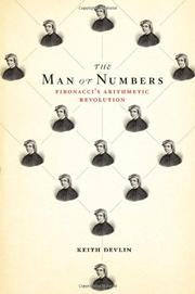 THE MAN OF NUMBERS by Keith Devlin