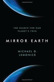 Book Cover for MIRROR EARTH