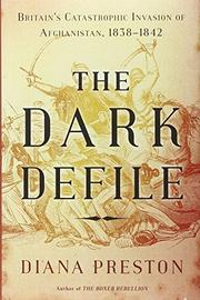 Cover art for THE DARK DEFILE