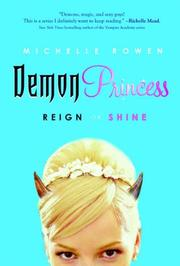 DEMON PRINCESS by Michelle Rowen