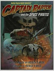 Book Cover for CAPTAIN RAPTOR AND THE SPACE PIRATES