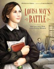 Cover art for LOUISA MAY'S BATTLE