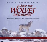 Cover art for WHEN THE WOLVES RETURNED