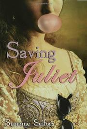 Cover art for SAVING JULIET