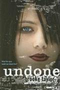UNDONE by Brooke Taylor