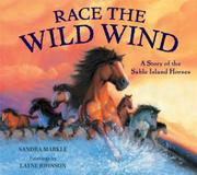 RACE THE WILD WIND by Sandra Markle