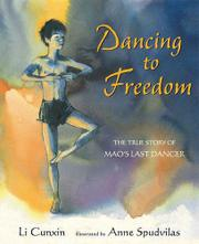 Book Cover for DANCING TO FREEDOM