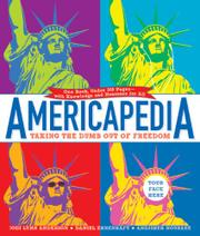 AMERICAPEDIA by Jodi Lynn Anderson