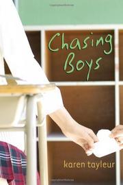 CHASING BOYS by Karen Tayleur