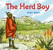 Cover art for THE HERD BOY