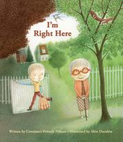 I'M RIGHT HERE by Constance Ørbeck-Nilssen
