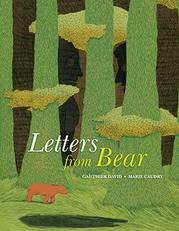 LETTERS FROM BEAR by Gauthier David