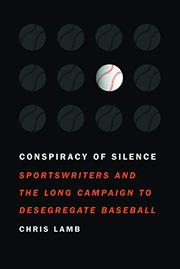 Cover art for CONSPIRACY OF SILENCE