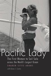 PACIFIC LADY by Sharon Sites Adams