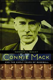 Cover art for CONNIE MACK AND THE EARLY YEARS OF BASEBALL