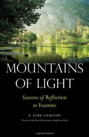 MOUNTAINS OF LIGHT by R. Mark Liebenow