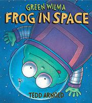 Book Cover for GREEN WILMA, FROG IN SPACE