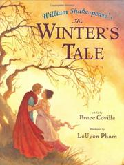 Cover art for THE WINTER'S TALE