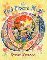 Cover art for THE PIED PIPER'S MAGIC