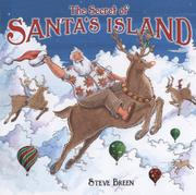 Cover art for THE SECRET OF SANTA'S ISLAND