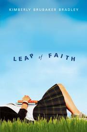 Cover art for LEAP OF FAITH